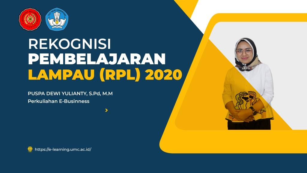 E-Business (RPL)
