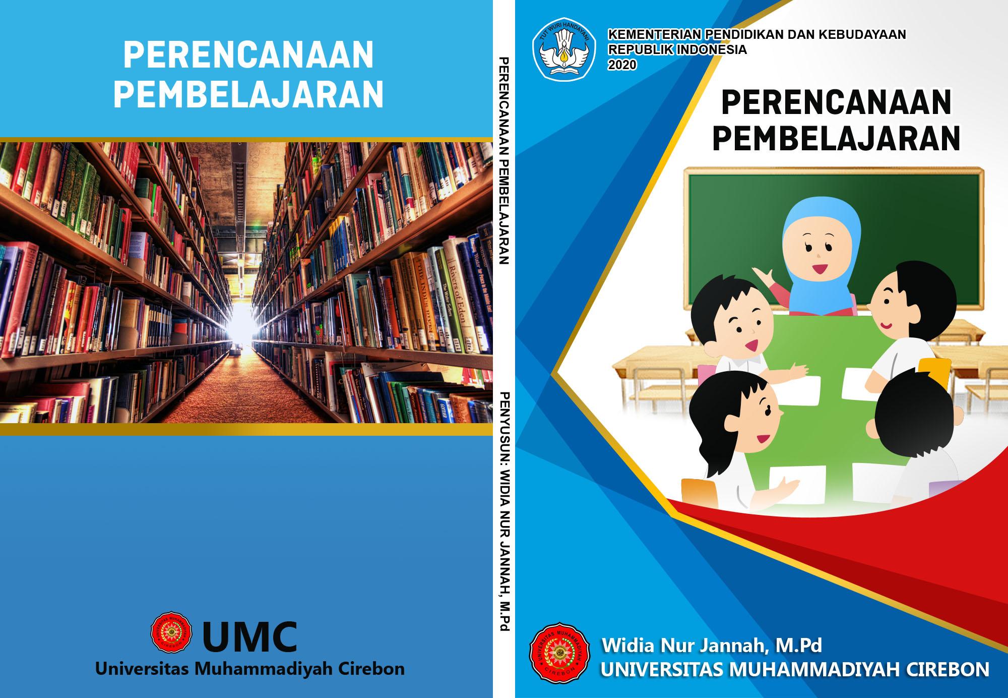 Perencanaan Pembelajaran 2020/2021 (UNPAK.Bogor, PJJ 2020)